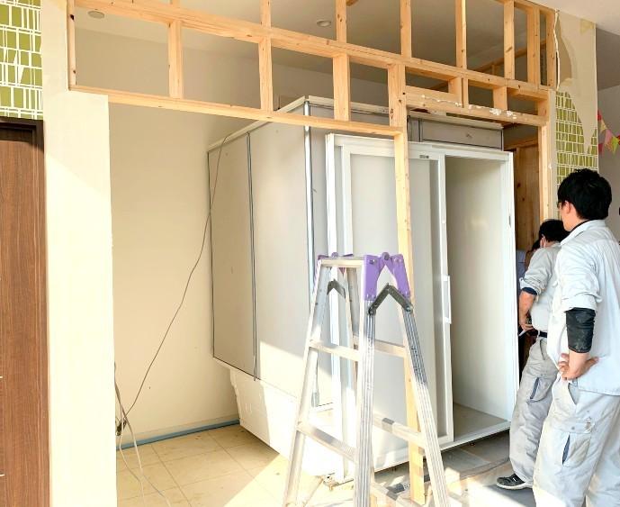 外壁材カルセラリフォーム施工後